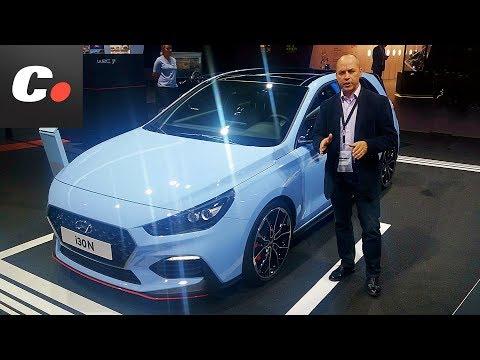 Hyundai i30 N / i30 Fastback | Salón de Frankfurt IAA 2017 | Coches.net