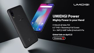 UMIDIGI Power Review: specifications, price, features
