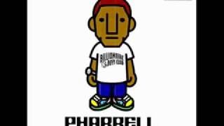Pharrell Williams ft Jay z-Frontin (instrumental lyrics)