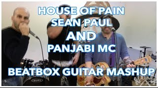 || HOUSE OF PAIN || SEAN PAUL || PANJABI MC || BEATBOX / GUITAR COVER ||