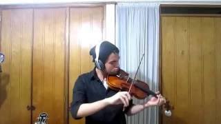 Guilts (Violin Cover) - End of Scream