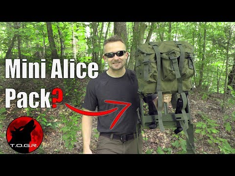 What the Heck is a Mini Alice Pack?