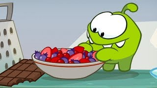 Om Nom Stories - Sweet Recipe   Cut The Rope   Funny Cartoons For Kids   Kids Videos