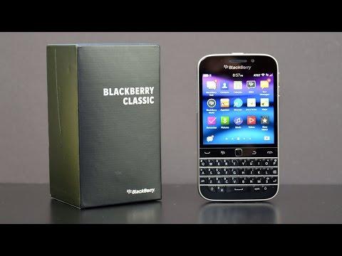 مراجعة هاتف بلاك بيري كلاسك | BlackBerry Classc