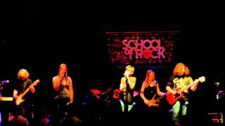 Run Like Hell-Pink Floyd (Cover) School of Rock Rochester
