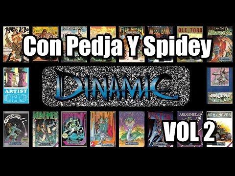HISTORIA DE DINAMIC ZX SPECTRUM VOL 2