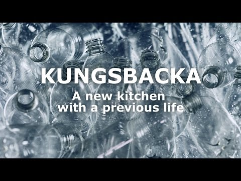 KUNGSBACKA - A new kitchen with a previous life