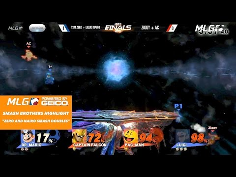 MLG Flashback Highlight Powered by GEICO​: It's What You Do - Zero and Nairo Smash Doubles!