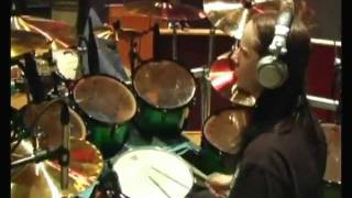 Joey Jordison  The Master of the Drums.