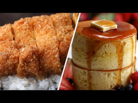 5 Recipes That Will Take You Straight To Japan ? Tasty