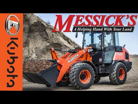 We Love Our Kubota R530 Picture