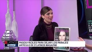 ETHEL PALACI Y LA EDICIóN DE MARZO DE LA REVISTA D'Latinos