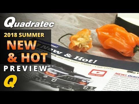 Quadratec 2018 Summer Catalog New & Hot Habanero Challenge