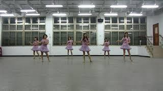 Last Christmas Rumba - Line Dance (by Nina Chen)