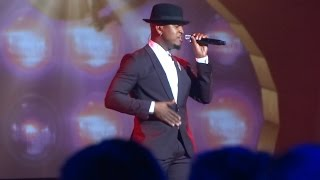 Robin Williams Tribute with Ne-Yo at D23 Expo 2015 - Disney Legends