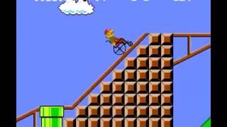 Super Mario Bros Nintendo accesso per disabili