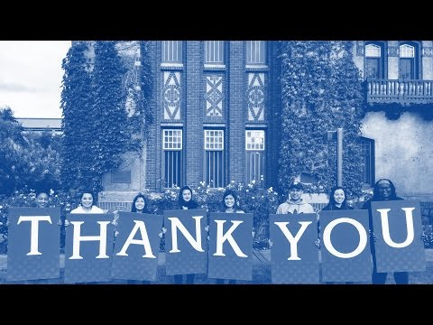 Thank You for Your Gift to the SJSU Fund
