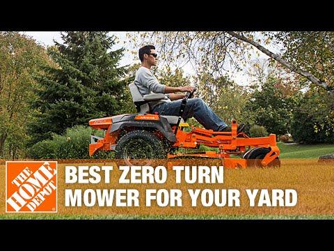 Best Zero Turn Mower for Your Yard