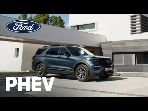 Co potřebujete vědět jako majitel plug-in hybridu (PHEV) | Ford Česká republika