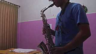 Close - Westlife Saxophone Alto (Cover)