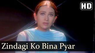Zindagi Ko Bina Pyar | Haan Maine Bhi Pyaar Kiya | Akshay Kumar | Karishma Kapoor| Abhishek Bachchan width=