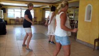 TWISTING Linedance (Laura Sway & Julie Lockton) - June 2017