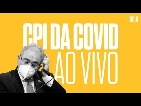 CPI Da Pandemia - Depoimento do Ministro da saúde Marcelo Queiroga