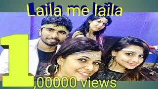 Laila Main Laila   Raees #DanceLikeLaila   Kunal Dance floor Studio   Shah Rukh Khan   Sunny Leone  