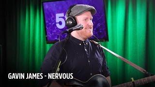 Gavin James - Nervous   Live bij Evers Staat Op