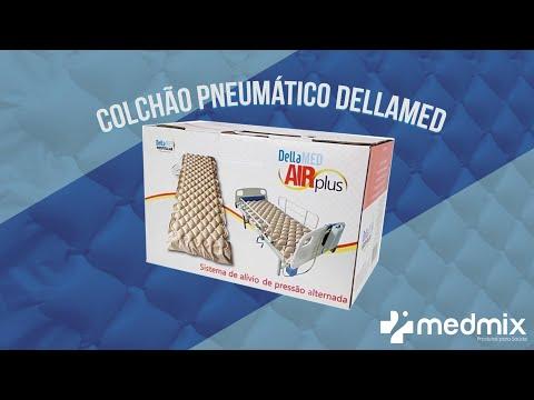 Colchão Pneumático Anti Escara Air Plus Dellamed