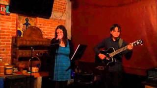 Fibre de Verre - Paris Combo (live cover by Saveur Bleue @ La Taza de los Sueños)