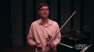 Violin, Beethoven's Symphony No. 9 | Audition Tips, WSHOF 2015