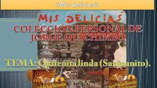 "DUO LAS PAISANITAS - QUITEÑITA LINDA (Sanjuanito) Lp. 1982 ""Mis delicias"""