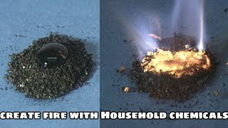 Most Amazing Chemical Reactions U Can Do At Home.Diy width=