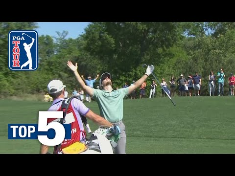 Top 5 Shots of the Week | Houston Open