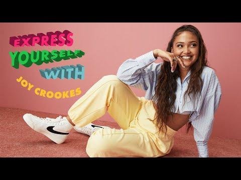 asos.com & Asos Promo Code video: Express yourself with Joy Crookes | ASOS x Nike