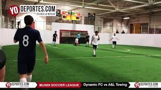 Dynamic FC vs. A&L Towing Mundi Soccer League