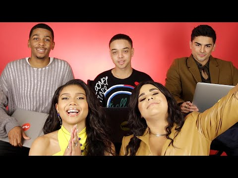 """The Cast Of """"On My Block"""" Finds Out Which Characters They Really Are"""