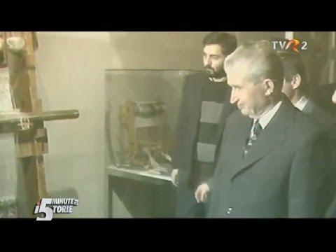 Ultima vizită a lui Nicolae Ceauşescu
