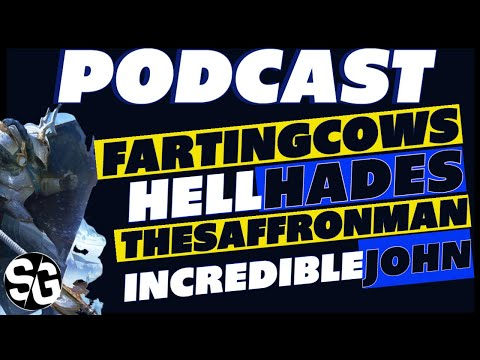 RAID SHADOW LEGENDS | PODCAST #7 FARTINGCOWS, HELLHADES, COLD BREW, INCREDIBLE & THESAFFRONMAN