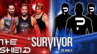 The Shield Returning At Survivor Series 2017 Match Cards Predictions The Shield Vs New Day