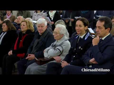 25 dicembre 2019 Messa in San Vittore con l'Arcivescovo - omelia di mons. Delpini