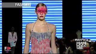 AGATHA RUIZ DE LA PRADA Fall 2014 Miami - Fashion Channel
