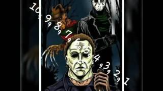 Michael Myers/Freddy Krueger/Jason Voorhees Tribute