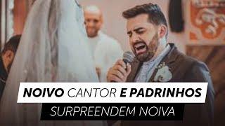 Casamento Alvaro e Patrícia - Aleluia