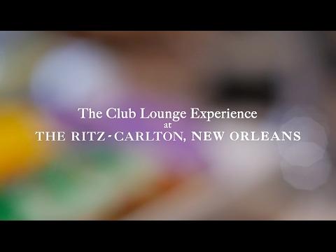 The Ritz-Carlton, New Orleans - Discover The Ritz-Carlton Club® Lounge