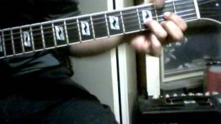 guitar demo Fiction Factory - Feels Like Heaven