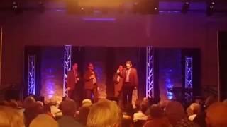 Quarteto Gileade - ORAÇÃO. NQC (National Quartet Convention) 2015