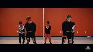"Brooklyn Queen ""Feeling So Wavy"" A Squad Dance Video St Louis"