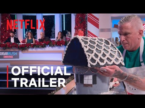 Sugar Rush Christmas Season 2 | Official Trailer | Netflix
